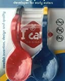 ICan® Spoon - der neue Multigriff Löffel (rot/blau)