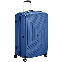 American Tourister - Air Force 1 Spinner 81/33, 117L - 4.3 KG, Bleu (Insignia Blue)
