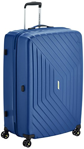 American Tourister - Air Force 1 Spinner 81/33, 117L -Bagaglio a Mano 4.3 KG, Blu (Insignia Blue)