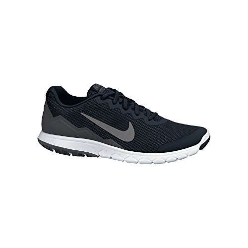 Nike Men's Shox NZ Running Shoe Black/grey/white - 5 B(M) US (Shox Nike Herren)