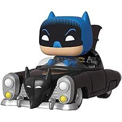 Funko- Pop Rides 80th: Batman (1950) Figura Coleccionable, (37252)