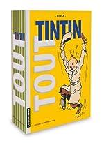 Tout Tintin - L'intégrale des aventures de Tintin de Herge