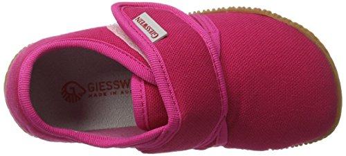 Giesswein Mädchen Senscheid Flache Hausschuhe Pink (364 / himbeer)