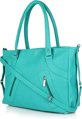 Glory Fashion Women\'s Handbag (Firozi,Bags Beautys)