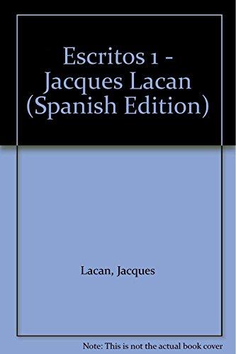 Descargar Libro Escritos. Volumen 1 de Jacques Lacan