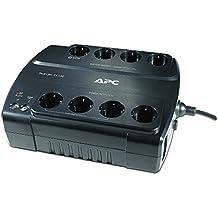 APC Back-UPS ES 550 - Gruppo di continuità (UPS) 550VA con risparmio energetico - BE550G-IT - 8 Uscite (Schuko/CEI 23/16)