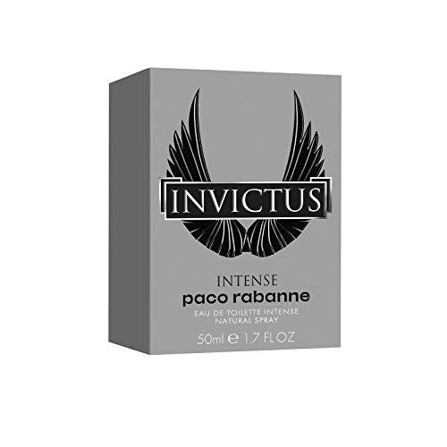"""Paco Rabanne""""Invictus Intense"""" homme/man Eau De Toilette 1er Pack(1 x 50 ml)"""