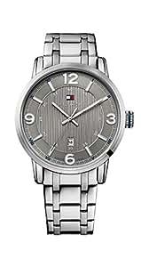 Tommy Hilfiger Analog Grey Dial Men's Watch - TH1710345J