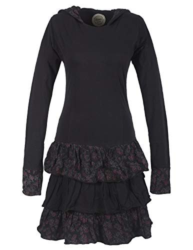 Vishes - Alternative Bekleidung - Langarm Damen Hoodie -