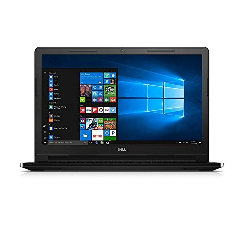 Dell Inspiron 3558 Z565302SIN9 2016 15.6-inch Laptop (5th Core i3-5005U/4GB/1TB/Windows 10/Integrated Graphics), Black