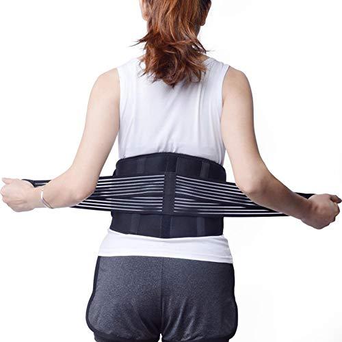 kaersishop Elektroheizung Gürtel Wrap, Heizung Gürtel/Unterer Rücken Wärmetherapie Wrap/Massage Heizband, zur Schmerzlinderung von Bauchmuskelbauch -