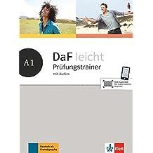 DaF leicht: Prufungstrainer A1 mit Audios zum Download