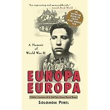 Europa, Europa by Solomon Perel (1997-05-27)