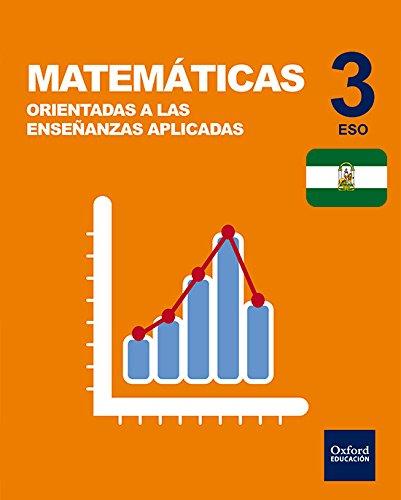 Inicia dual matemáticas orientadas a enseñanzas aplicadas libro del alumno andalucía - 3º eso