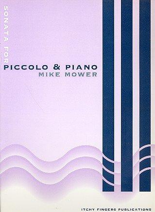Sonata for Piccolo & Piano: Piccolo-Flöte und Klavier.