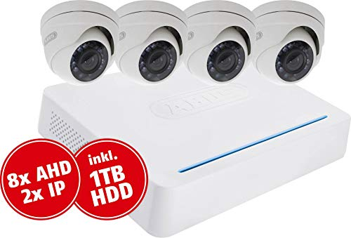 Analog HD Videoüberwachung Komplettset 1