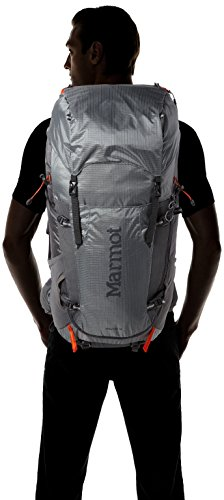 Marmot Graviton 38 Hiking Backpack Steel/Cinder