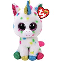 Ty Harmonie Peluche Unicornio, Color, Blanco (United Labels Ibérica 36898TY)