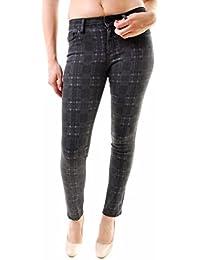 DL1961 Femmes Florence Instaculpt Jeans Gris Taille 27