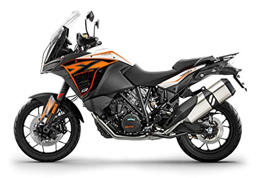 mxdmai Moto Cadre de Support lat/éral Parking r/églable B/équille Anti-Slip avec Ceinture Red Spring
