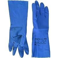 Neolab 4004 Universal Plus - Guante de goma, pequeño, color azul