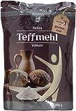 2 x borchers Premium helles Teffmehl | Aus Zwerghirse | Reich an Ballaststoffen | Angenehm Nussig | Perfekt zum Backen für Kuchen, Crepes und Brote | 400 g