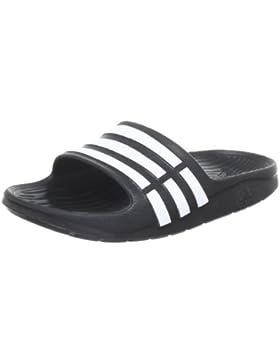 Adidas Duramo Slide K, Zapatos de Playa y Piscina Unisex Niños