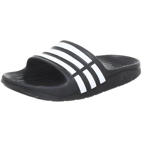 Adidas Duramo Slide K, chanclas natación para niño