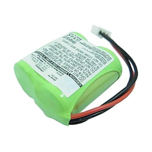 subtel® Qualitäts Akku kompatibel mit Philips CP51 CP51U Magic 2 TD6031 TD6731 Xalio 200 Xalio 200 Duo (650mAh) 91C,BC103510,CP51,CP51U Ersatzakku Batterie