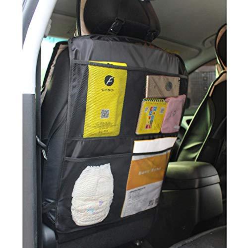 lā Vestmon Auto Rücksitz Organizer, Oxford Mehrzweck Auto Aufbewahrungstasche Sitz Gesäßtasche Autositz Hinten Schutz Pad Für Autositz Zurück