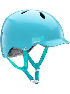 Bern Girls' Bandito Bike Helmet from Bern