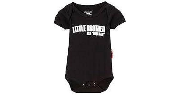 Lil Sister Miss Behaving Baby Onesie Pink 0-3 Months