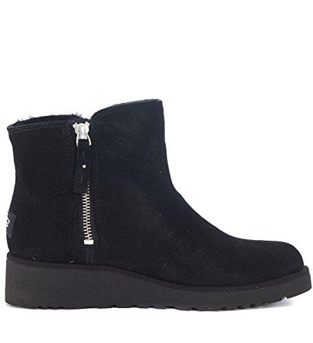 UGG Australia Womens Shala Black Suede Boots 38 EU t91LpU3het