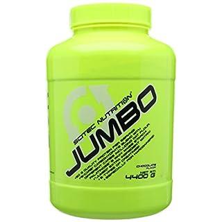 Scitec Nutrition Jumbo Weight Gain Powder - 4400g, Chocolate