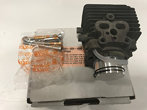 Preisvergleich Produktbild Original STIHL BG SH 56 86 C Kolben + Zylinder Blasgerät 42410201200