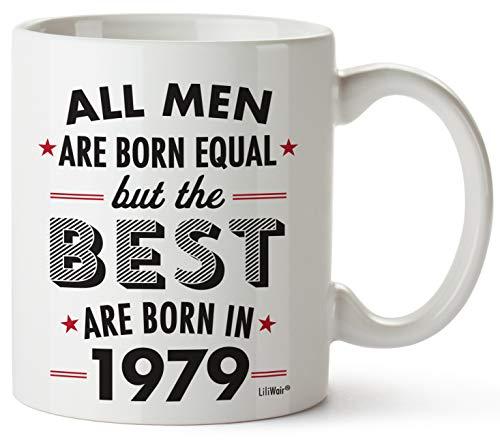 Tasse zum 40. Geburtstag, Geschenk für vierzig Jahre, lustig, 40 Männer, Best Friend 1979, Männlich, einzigartige Ideen, 79 Frau, Gag Dad, süße Mädchen, Gute, Ehemann,