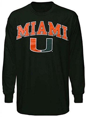 Miami Hurricanes Shirt Fußball Jersey Hoodie Snapback Hat Universität Apparel XXL grün