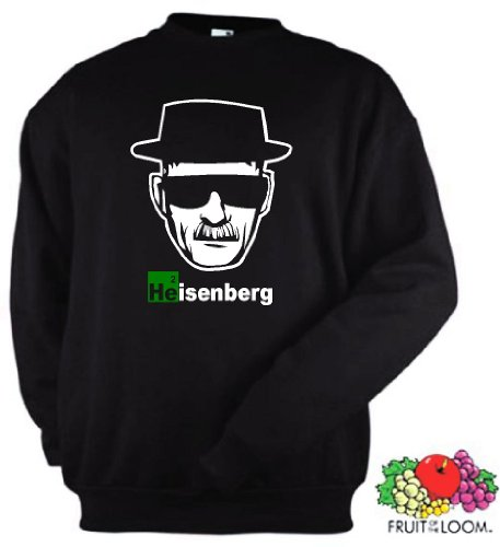 Heisenberg H2 Sweatshirt Pulli Walt White Shirt von S-XXXL