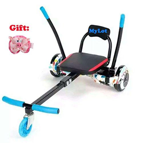 Go-Kart-Support-voiture-hoverkart-Support-rglable-pour-165-cm-deux-de-roue-dquilibre-pour-scooter