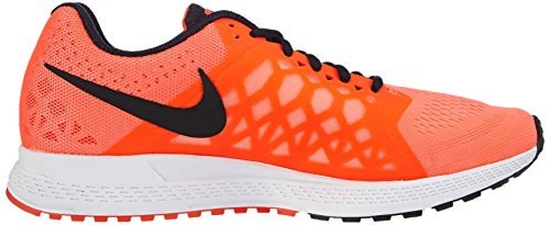 Nike Air Zoom Pegasus 31, Chaussures de running homme Rouge (hot Lava/black-white-antarctica 801)