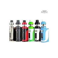 Idea Regalo - Eleaf Istick Pico 25 Kit 85W con Ello Tank TC Kit (ARGENTO e NERO) con verifica Etichetta E-Sigarette Senza Nicotina