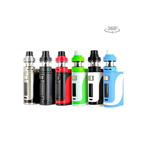 Auténtico Eleaf Istick Pico 25 Cigarrillo electrónico 85W Kit de inicio (Completo Negro) Eleaf Pico25 con 1 X EFEST 3000 mAh Batería y cargador de 18650 batería PEACEVAPE™ Sin Tabaco - Sin Nicotina