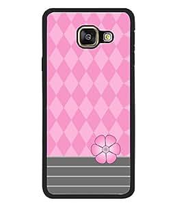 PrintVisa Diagonal Floral Design High Gloss Designer Back Case Cover for Samsung Galaxy A5 (2015) :: Samsung Galaxy A5 Duos (2015) :: Samsung Galaxy A5 A500F A500Fu A500M A500Y A500Yz A500F1/A500K/A500S A500Fq A500F/Ds A500G/Ds A500H/Ds A500M/Ds A5000