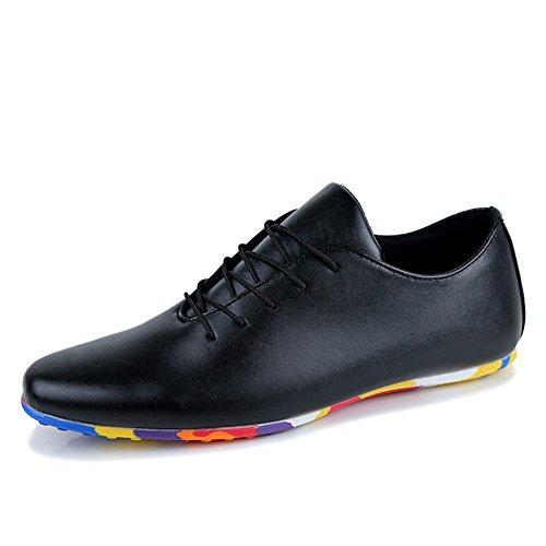 Scarpa casual estate tendenze scarpe/Joker traspirante scarpe Nero