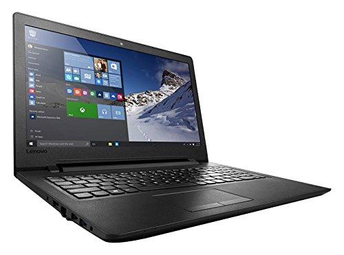"Lenovo Ideapad 110-15ISK - Portátil de 15.6"" HD (Intel Core I7-6500U, 8 GB de RAM, 1 TB de disco duro, AMD Radeon R5 M430 con 2 GB, Windows 10) negro - teclado QWERTY español"