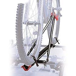 Porte vélo de Toit de Voiture avec serrurre