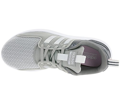 adidas Cloudfoam Lite Racer W, Sneaker Basses Femme Bleu (Onicla/plamat/ftwbla)