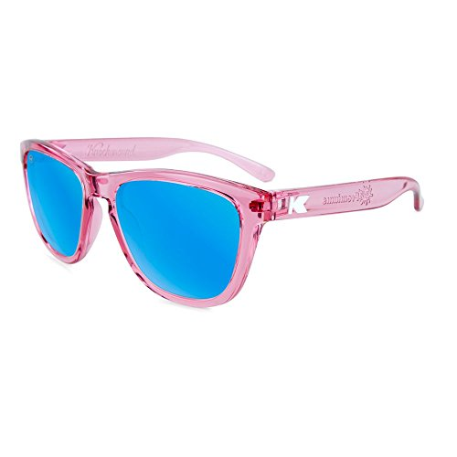 Knockaround Kid es Prämien Sonnenbrillen Rosa/Aqua Blau rt82q6aUoj