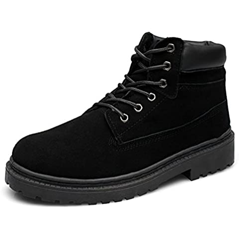 Botas de cuero de los hombres Martin/ boots/Zapatos grandes y ocio en Inglaterra/ el aislamiento botas de nieve/ herramientas para los zapatos de