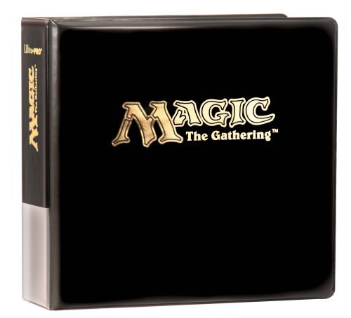 Ultra Pro The Magic the Gathering (MTG) - D-Ring Binder - 3